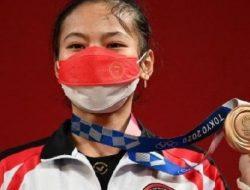 Raih Medali di Olimpiade Tokyo, Ini Sosok Windy Cantika Aisah