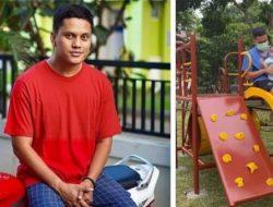 Penampakan Playground Arief Muhammad, Dibuka untuk Umum Asal…