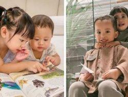 10 Potret Kompak Anak Artis dan Adiknya, Siblings Goals Banget!