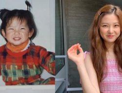8 Foto Transformasi Yujin CLC, dari Bayi Sampai Sekarang