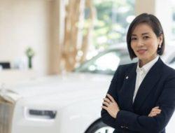 Irene Nikkein Perempuan Indonesia yang Jadi Bos Baru Rolls Royce Asia