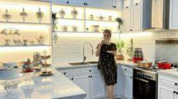 10 Desain Dapur Artis Indonesia, Simpel hingga Mewah