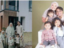 6 Potret Keluarga Ricky Harun, Kompak dan Harmonis!